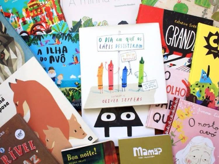Viagem ao mundo da literatura infantil