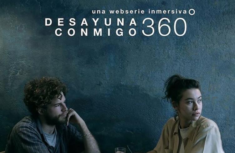 'Desayuna conmigo 360º', la webserie voyeur