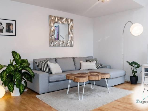 One-bed maisonette in Maxvorstadt