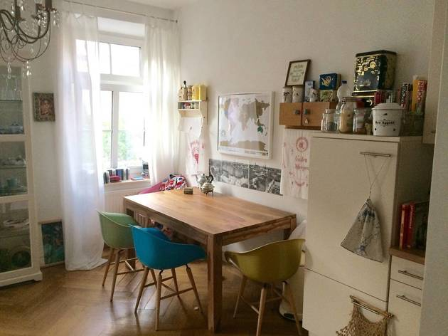 Homely apartment in Aldstadt