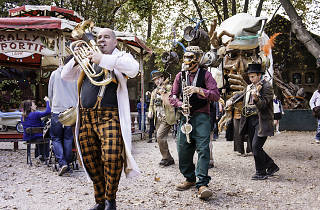 The Birdman and his Chimera Orchestra by Demain On Change Tout, Arts in Your Neighbourhood