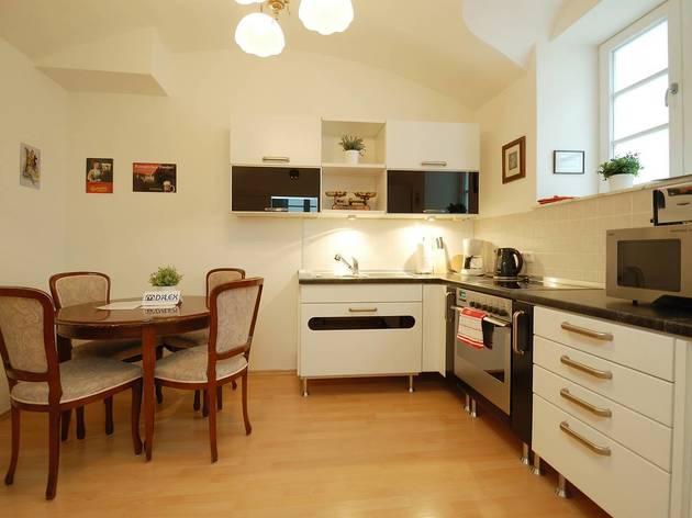 Family-friendly apartment in Bogenhausen