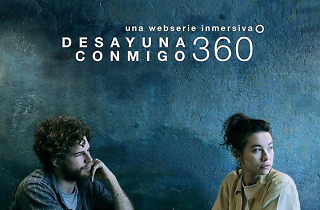 'Desayuna conmigo 360º', una web sèrie per als més voyeurs