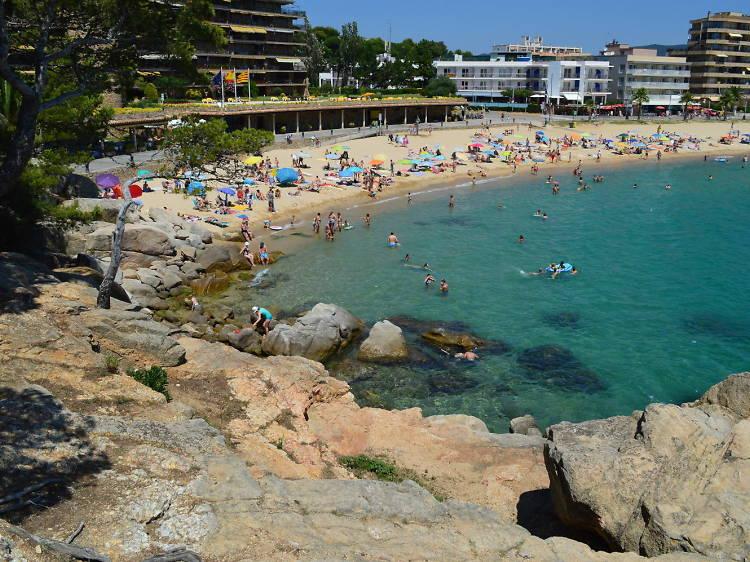 Playa de Torre Valentina