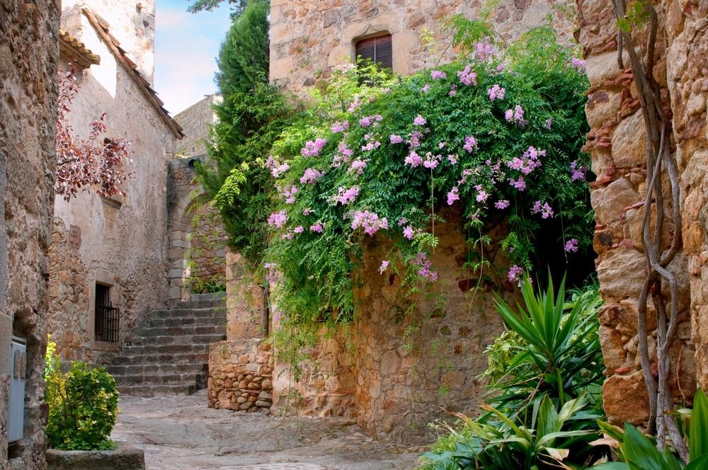 Passejades romàntiques per la Costa Brava