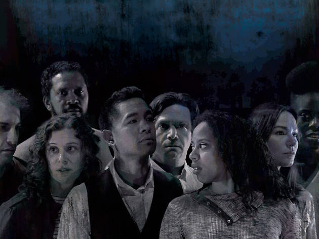 """The Wilma Theater presents Passage, an adaptation of E.M. Forster's """"A Passage to India"""""""
