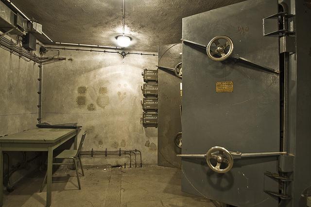 Visiter le bunker de la Gare de l'Est