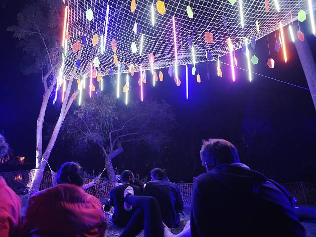 Los spots para descansar en el Carnaval de Bahidorá