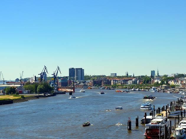 Hamburg Port