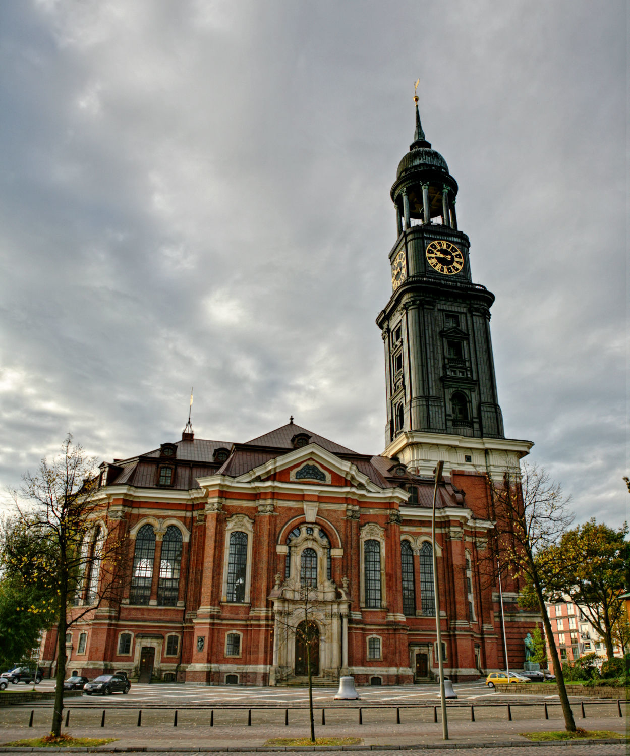 St Michaeliskirche