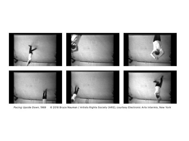 Parameters de Bruce Nauman