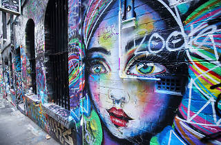 Hosier Lane 2017