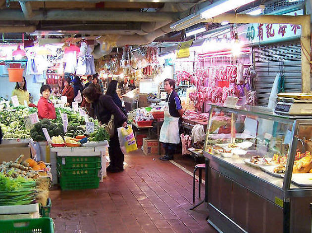 Kowloon City Wet Market