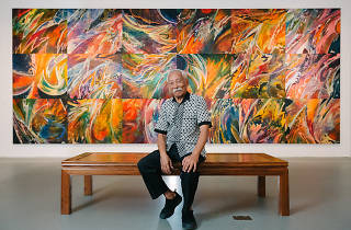 Always Moving: The Batik Art of Sarkasi Said
