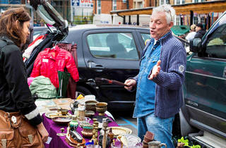Princess May Car Boot Sale