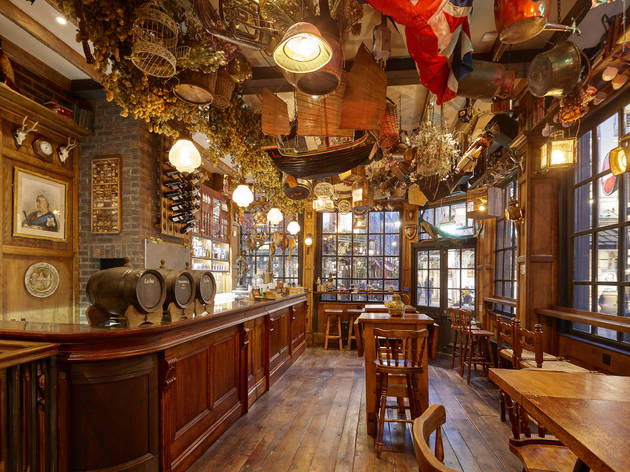 Mr Fogg S Tavern Bars And Pubs In Covent Garden London