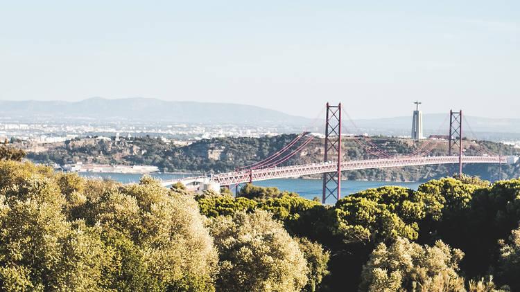 vista ponte 25 abril