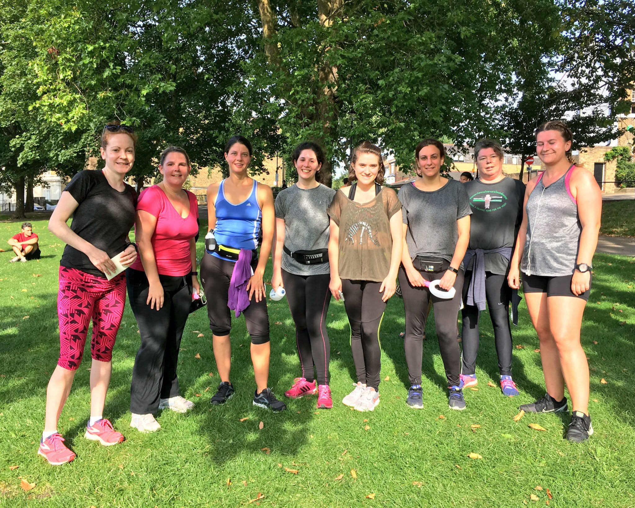 Lazy Girl Running - london running groups