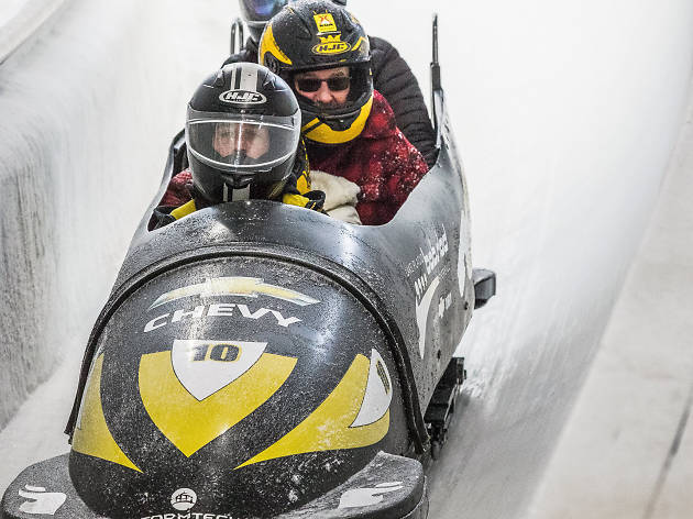 Bobsled: Lake Placid Olympic Sports Complex