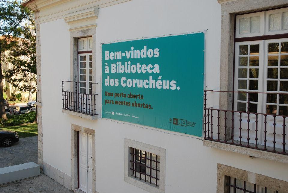 biblioteca Coruchéus