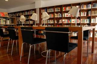 biblioteca orlando ribeiro