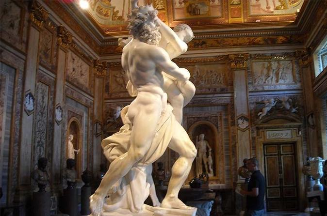 Borghese Gallery Tour: Feast your eyes on Baroque masterpieces