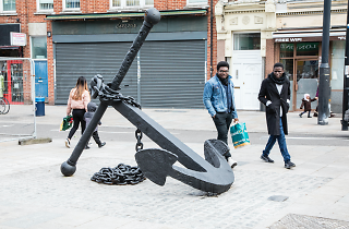 How people power got the Deptford anchor back
