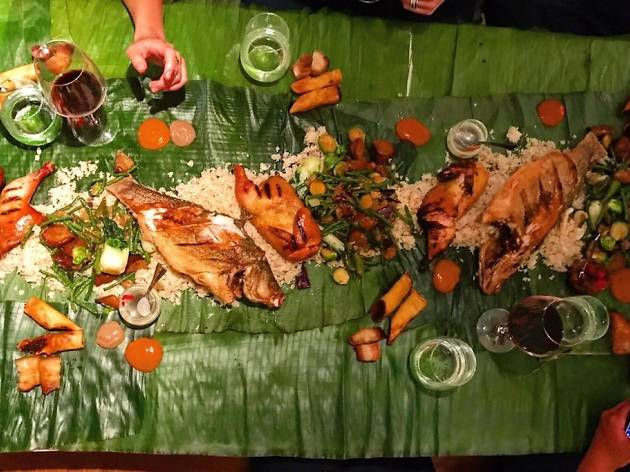 Perla is a new Filipino restaurant in Philadelphia