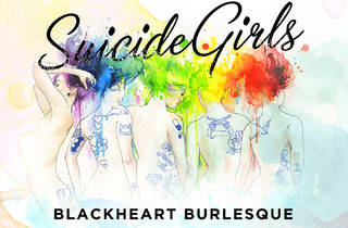 SuicideGirls: Blackheart Burlesque Tour