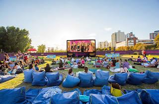 Open Air Cinema Perth
