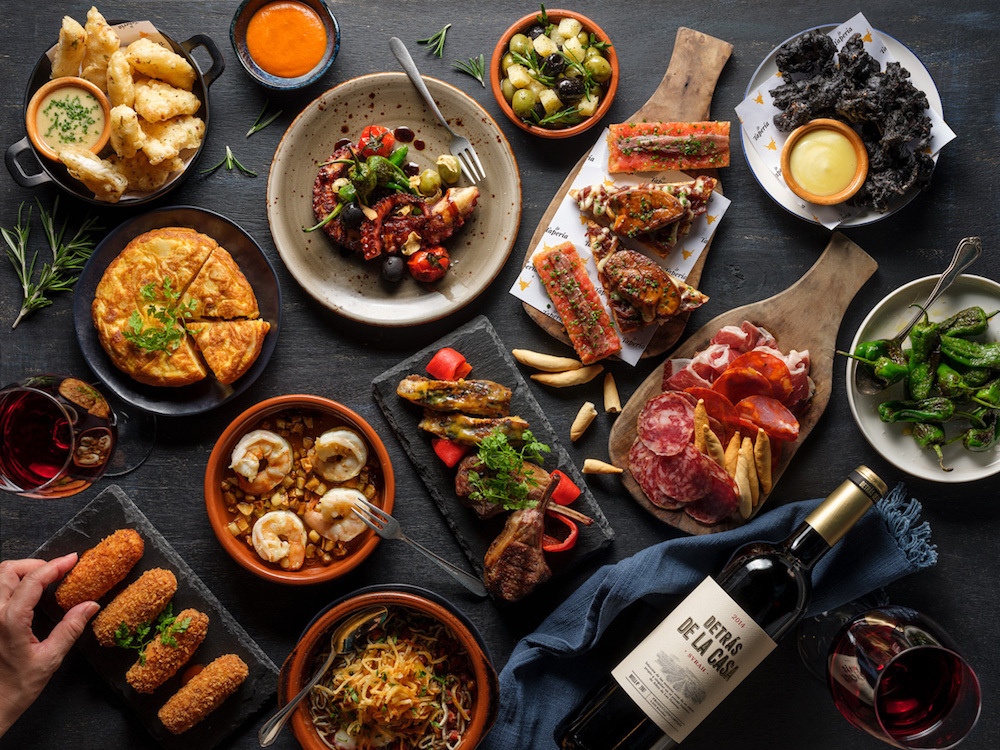 The best Spanish restaurants and tapas bars in Singapore