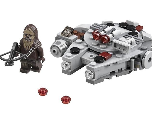 Halcón Milenario de LEGO