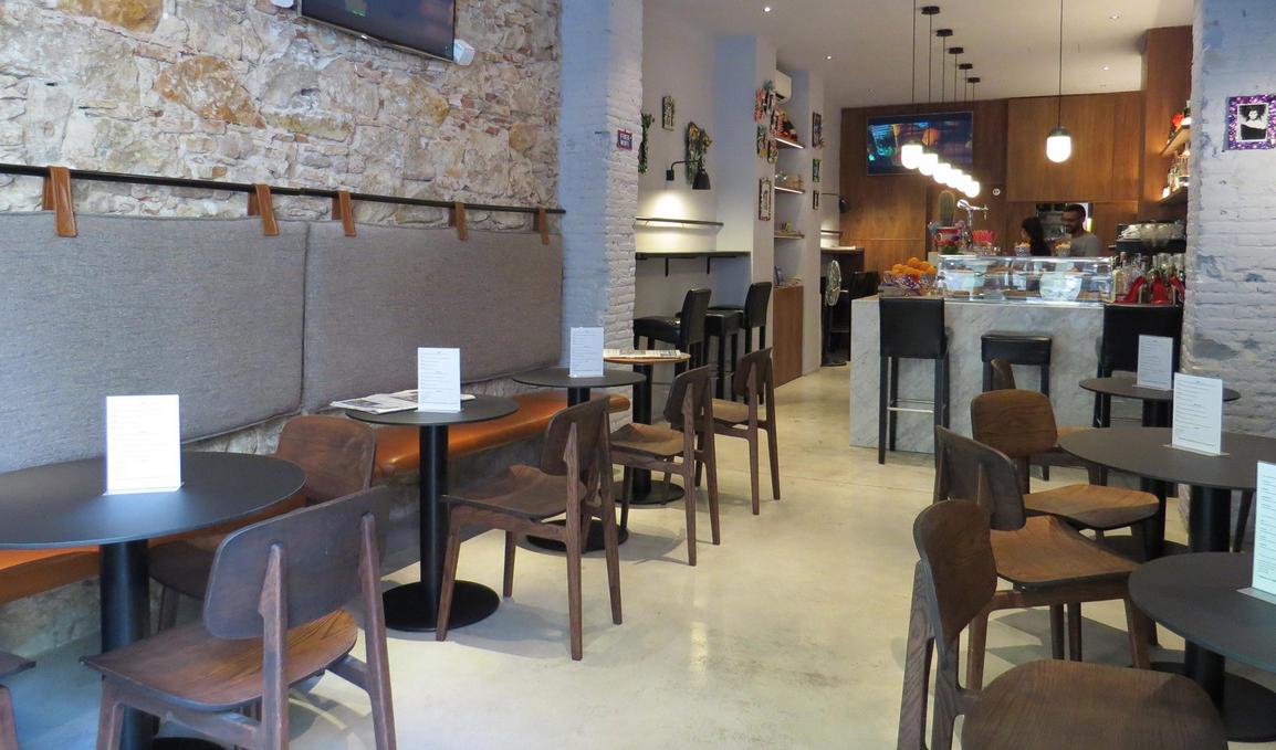 Priscilla Cafe