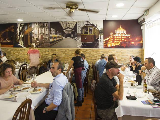 Restaurante, O Rápido, Cozinha Tradicional
