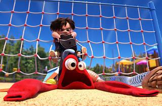 Lou é um dos nomeados ao Óscar de Melhor Curta-Metragem de Animação