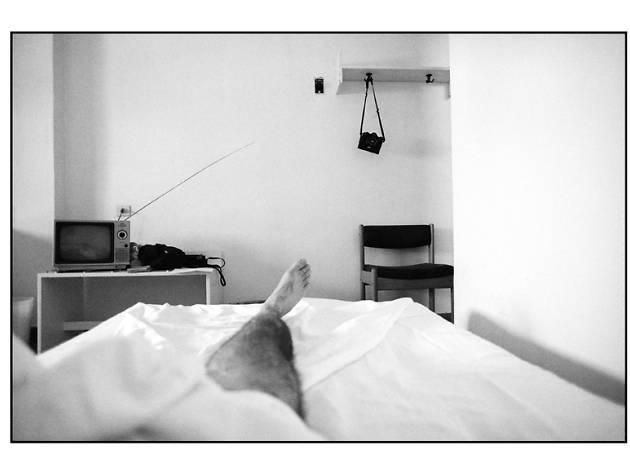 Micha Bar-Am captures erasures and change in his photography exhibition