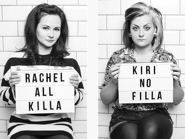 All Killa No Filla: Rachel Fairburn and Kiri Pritchard-McLean