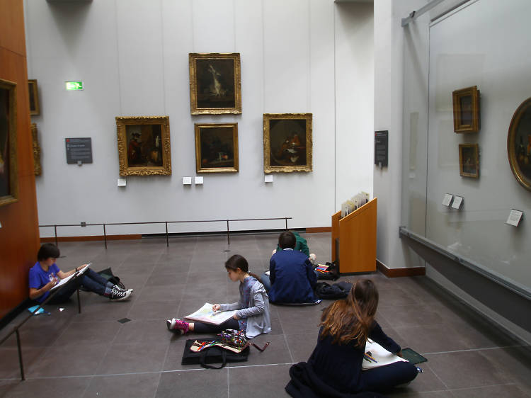 Free museum days for kids