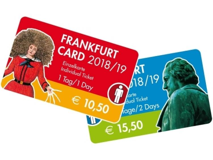 …Or a Frankfurt Card