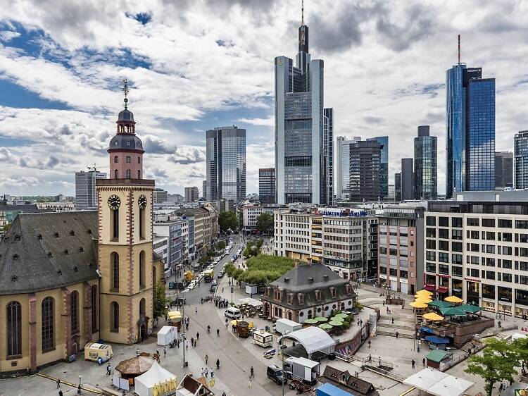 Travel tips for first-time Frankfurt visitors
