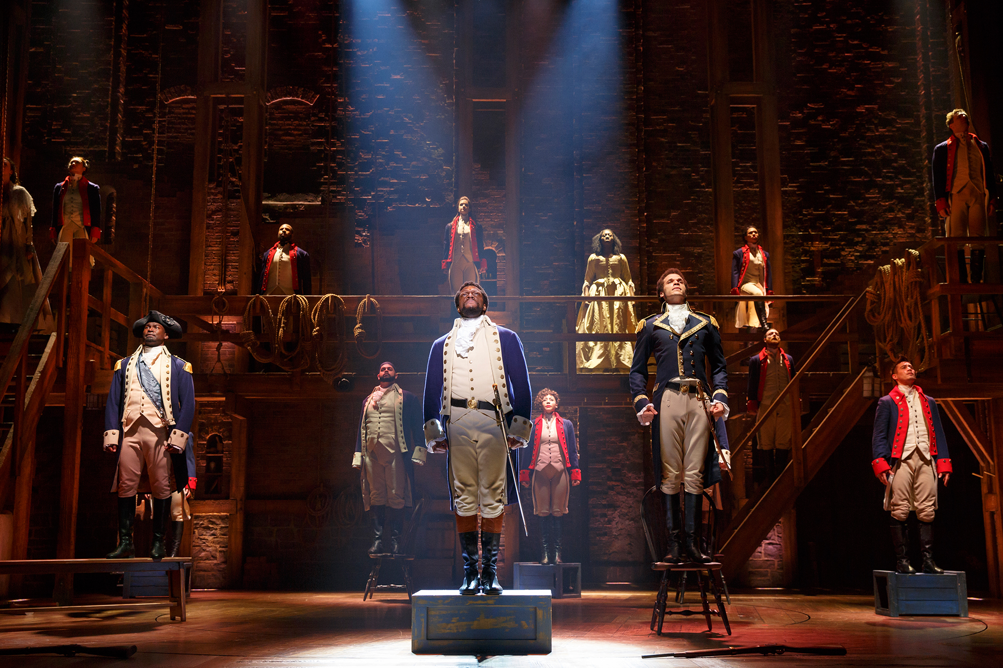 Nobody freak out: Hamilton tickets are now on sale