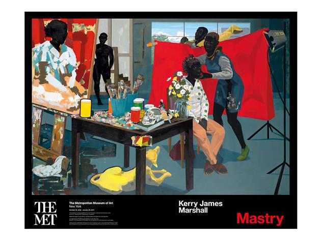Kerry James Marshall, Untitled (Studio)