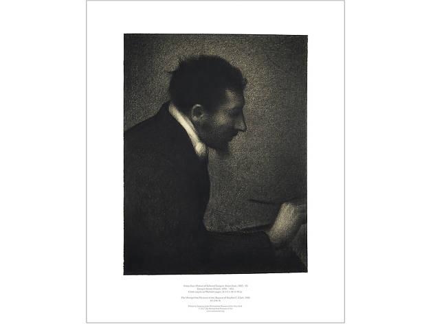Georges Seurat, Aman-Jean