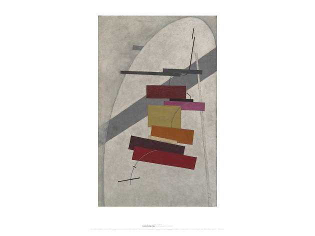 El Lissitzky, Untitled