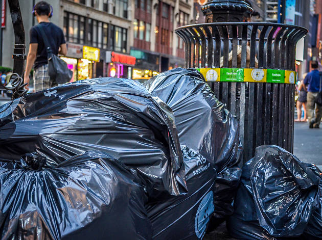 New report says that NYC is far and away the nation's dirtiest city