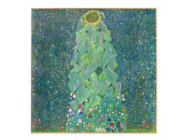 Klimt, The Sunflower
