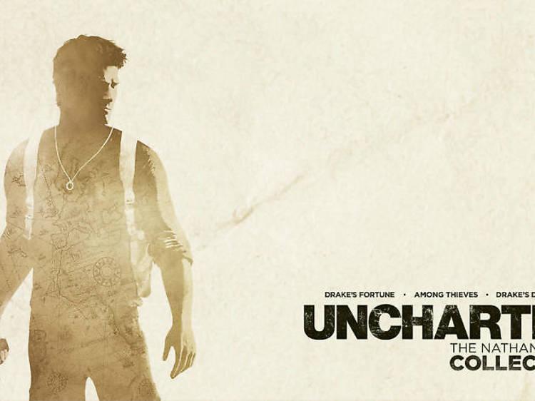 Uncharted: The Nathan Drake Collection – Naughty Dog