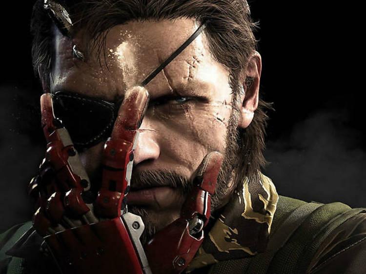 Metal Gear Solid V: The Phantom Pain – Kojima Studios