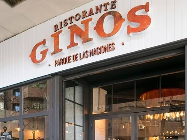 GINOS - Parque Naciones