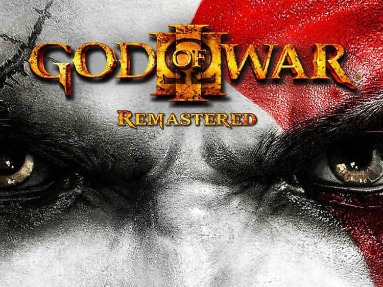 God of War III Remastered – Sony Santa Monica
